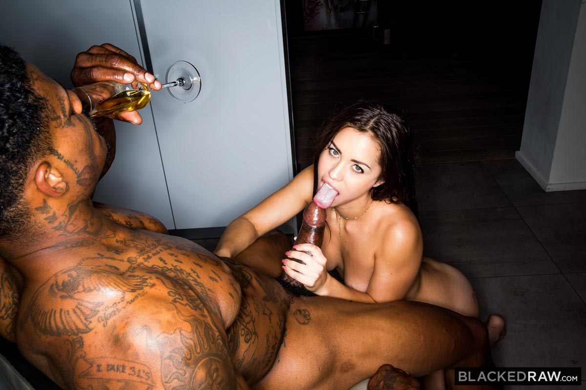 Blackedraw girlfriend cheats with biggest bbc in the world - 14 part 3