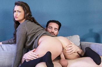 Allie Haze Neighbor Affair
